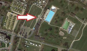 Standort Bild der Füllstation von Google Maps